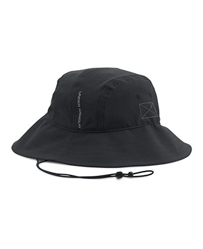 Under Armour Men's UA ArmourVent™ Bucket Hat One Size Fits All Black