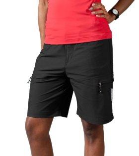 Women's Multi-Sport Shorts, color Black, size 3XL