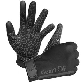 Multifunction Thermal Touch Screen Gloves – Great for Running, Rugby, Cycling, Golf, Football, Hunting, Walking + FREE Gift!