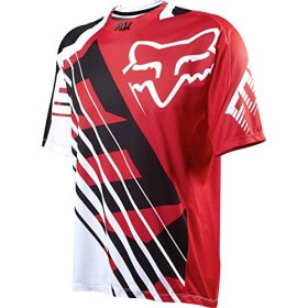 Fox Racing Demo Bike Jersey – Short Sleeve – Men's