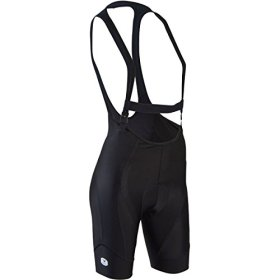 Sugoi Women's RS Pro Bib Shorts, Black, Small