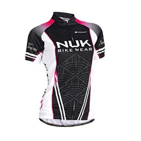 Nuckily Women's Cycling Jersey Outdoor Shorts Qucik Dry