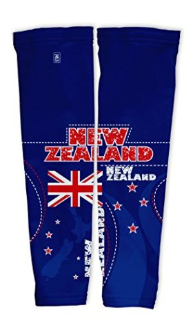 New Zealand Compression Arm Sleeves UV Protection Unisex – Walking – Cycling – Running – Golf – Baseball – Basketball – Size M