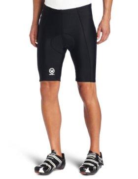 Canari Velo Gel Cycling Short Mens (Black, Medium)