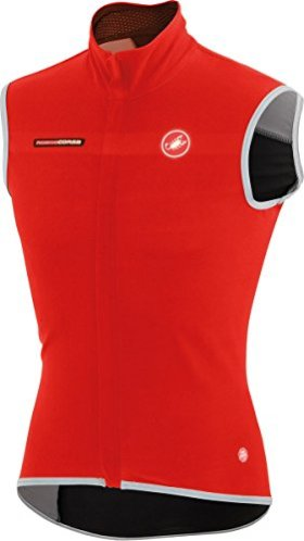 Castelli Fawesome 2 Vest – Men's Red, XXL