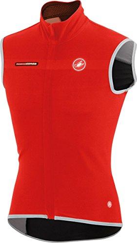 Castelli Fawesome 2 Vest – Men's Red, XXL