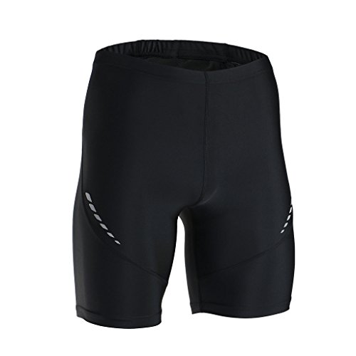 SYANPING Mens Compression Lightweight Quick Dry Base Layer Running Shorts Legging