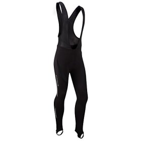 Tenn Mens Lazer Thermal Cycling Bib Leggings/Tights – Black – Lrg