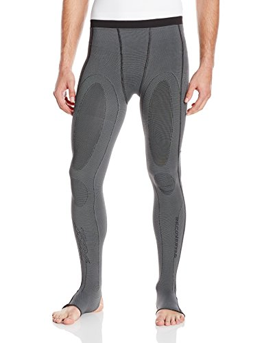 ZOOT SPORTS Men's Ultra Recovery 2.0 CRx Tight, Graphite/Black, 1T