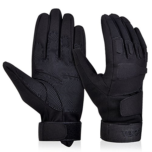 Vbiger Outdoor Strategic Gloves for Mountain, Cycling, Racing Motorcycle and Warmth