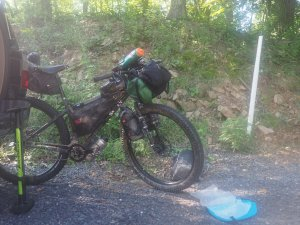 Virginia Mountain Bike Trail Start