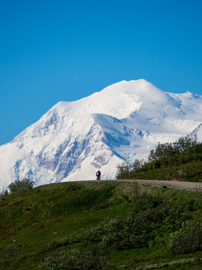 cycling denali
