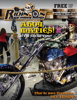 Ridin On Magazine February 2018