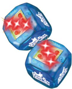 Ride N Roll Dice