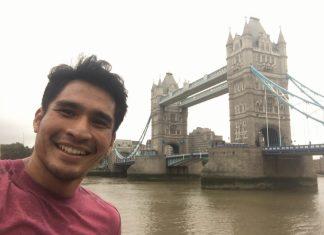 trip ke london