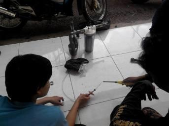 Hikmatul Iman Teknologi Bahan Bakar Air 1