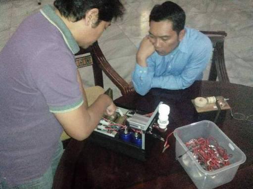 Hikmatul Iman Teknologi Generator Tanpa Bahan Bakar 12