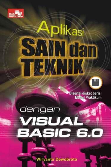 Visual Basic Teknik Sipil 01