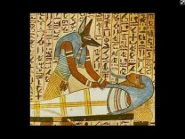 Anubis, Mesir Kuno, dan Teknologi Alien Bangsa Mosram