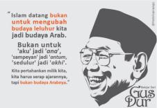 Islam Tapi Tidak Islami