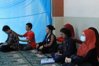 Kang Dicky - Hikmatul Iman- Baksos Ranting Utama 05