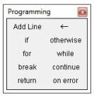 Fasilitas Mathcad Pemrograman