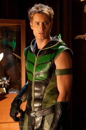 Green Arrow 01