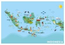 Wilayah Nusantara dan Tempat-tempat di Dunia dalam Istilah Lemurian