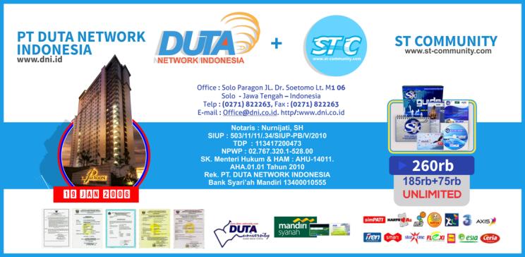 duta network indonesia