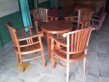 kursi cafe banteng jati jepara,kursi kafe,coffe chair,model kursi cafe jati