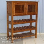 model cabinet dapur,model almari botol dapur,mebel dapur minimalis,kitchen cabinet jati jepara,teak bottle rack minimalist,jual mebel minimalis murah berkualitas