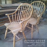 model kursi windsor,model windsor arm chair,jual kursi windsor,jepara goods windsor chair,kursi windsor jepara,unfinished windsor chair