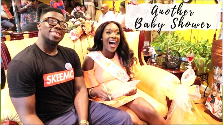 ANOTHER Baby Shower (YT video)