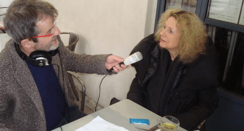 Entretien avec Christiane Courvoisier