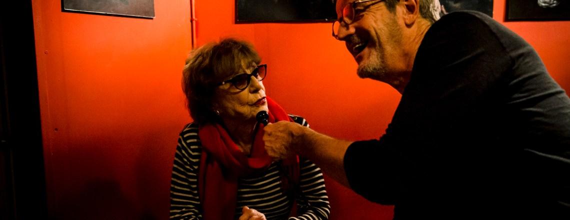Entretien avec Marie-Thérèse Orain