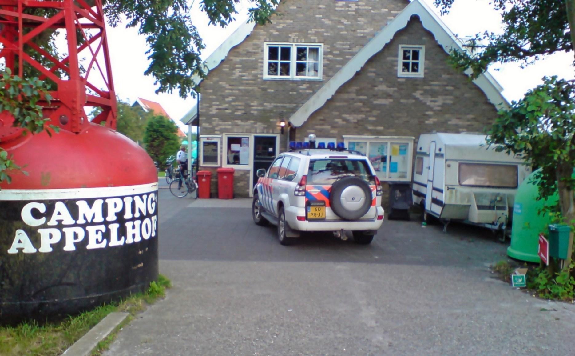 Camping Appelhof op Terschelling