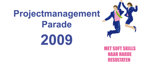 Project management parade 2009