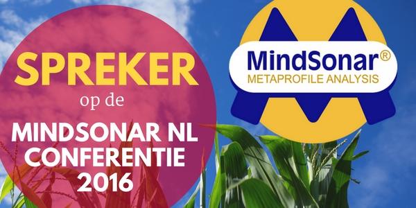 mindsonar conferentie 2016