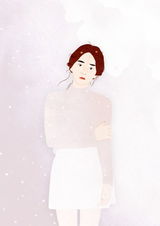 winter-girl