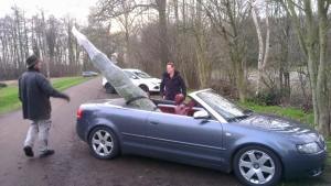 Transport-Option Cabrio