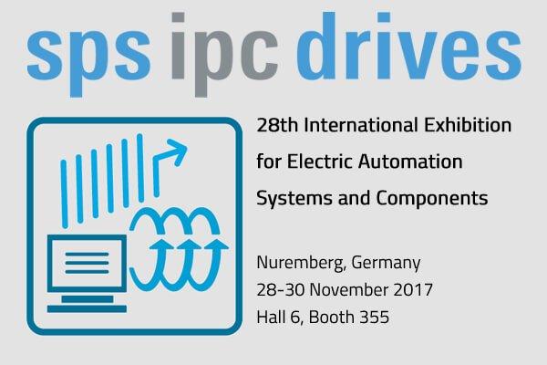 SPS IPC Drives 2017