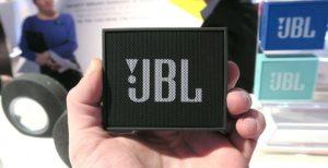 JBL Go Bluetooth Audio
