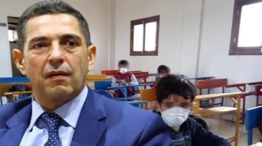 وزير التعليم يعلن إغلاق 118 مؤسسة تعليمية و إصابة 413 تلميذاً بكوفيد-19