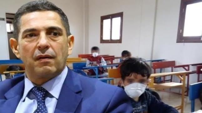 """وزارة أمزازي: استمارة التعليم """"الحضوري"""" لا تقتضي المصادقة عليها"""