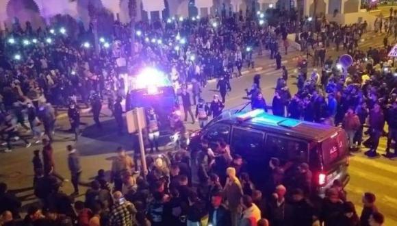 متابعة معتقلي احتجاجات الفنيدق في حالة اعتقال وهذه هي التهم التي وُجّهت إليهم