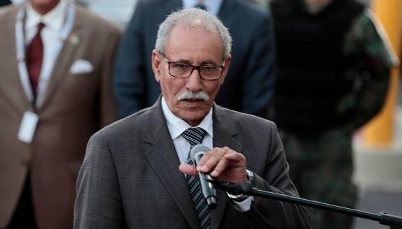 """في أول تصريح منذ انكشاف هوية """"بن بطوش"""".. زعيم البوليساريو يطلب التفاوض"""