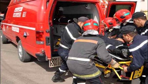 عاجل: عشرات المصابين اثر تسرب غاز مسيل للدموع بمعمل الكرامة ببني انصار