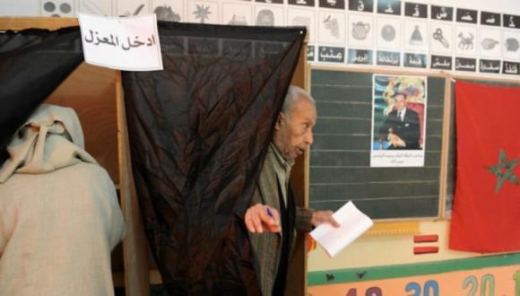 وفاة شخص تم ضبطه متلبسا بارتكابه مخالفات انتخابية داخل مكتب للتصويت