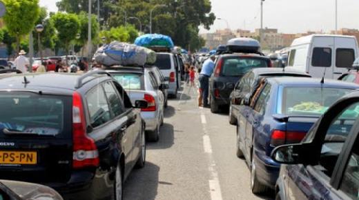 منع مغاربة حاصلين على الفيزا من دخول اسبانيا