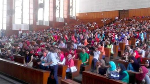 وزارة الداودي تتجه إلى إنهاء الاكتظاظ بالجامعات